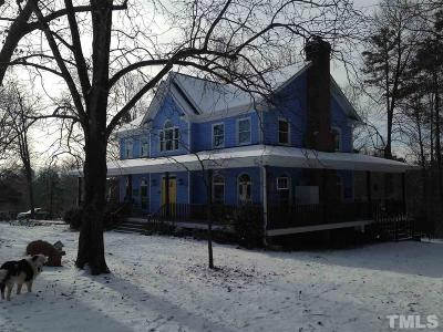 Pittsboro Rental For Rent: 271 Moon Meadow Lane