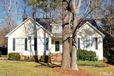 Clayton NC Single Family Home For Sale: $199,900
