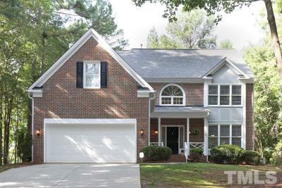 Wake County Single Family Home For Sale: 132 Brereton Drive