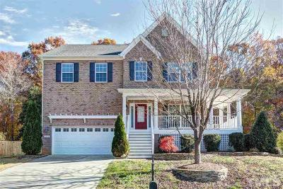 Single Family Home For Sale: 8624 Forester Lane