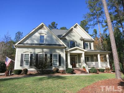 Youngsville Single Family Home For Sale: 303 Blue Heron Drive