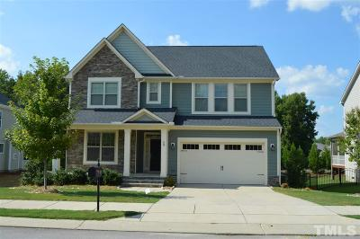 Clayton Single Family Home For Sale: 49 Wilders Woods Grove Lane