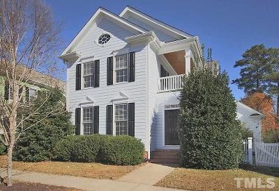 Chapel Hill Single Family Home Contingent: 606 Brookgreen Drive