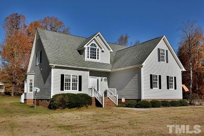 Oxford Single Family Home For Sale: 103 Dry Creek Lane
