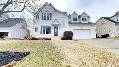 Apex Single Family Home Contingent: 1713 Ashley Downs Drive