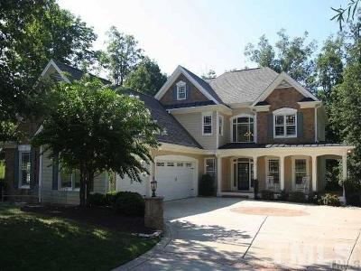 Chapel Hill Single Family Home For Sale: 236 Brown Bear