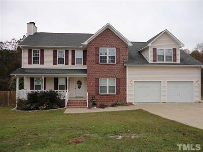 Sanford NC Single Family Home For Sale: $245,000
