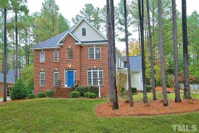 Sanford NC Single Family Home For Sale: $294,000