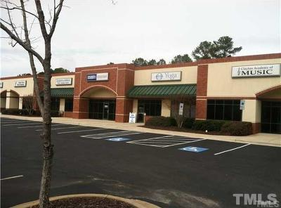 Johnston County Commercial For Sale: 34 Oleander Drive