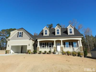 Garner Single Family Home Pending: 185 Kyndallee Lane