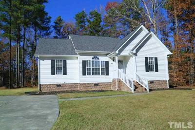 Oxford Single Family Home Contingent: 100 Polly Drive