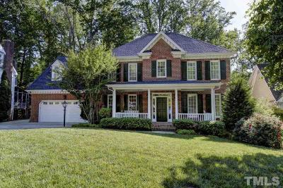 Wake County Single Family Home Contingent: 7917 Sutcliffe Drive