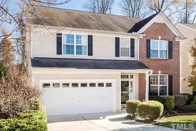 Holly Springs Single Family Home Contingent: 2140 Braedenfield Lane
