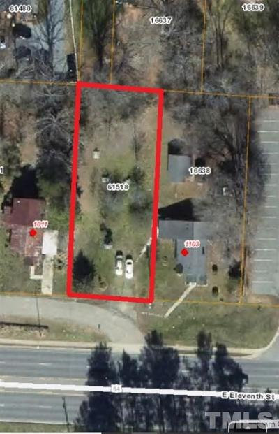 Chatham County Residential Lots & Land Pending: E 11th Street