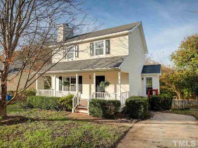 Wake Forest Single Family Home Pending: 1421 Freshwater Court