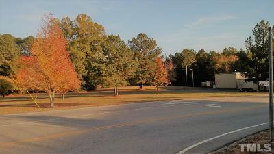 Garner Residential Lots & Land For Sale: Yeargan Road