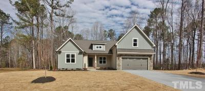 Youngsville Single Family Home For Sale: 185 Beaver Dam Drive