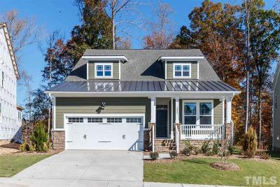 Wake Forest Single Family Home For Sale: 1029 Poppy Field Lane #403 TSF