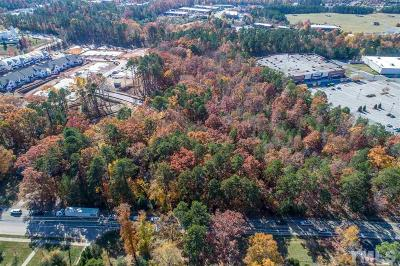 Wake County Residential Lots & Land For Sale: 9501 Chapel Hill Road