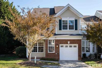 Apex Townhouse For Sale: 901 Arbor Valley Lane