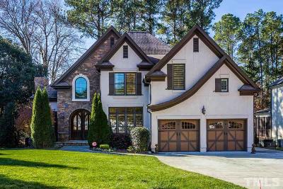Single Family Home For Sale: 601 Cranbrook Road