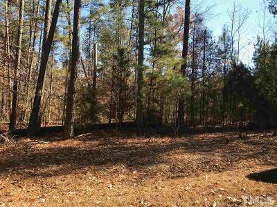 Orange County Residential Lots & Land For Sale: 4154 Murphy School Road