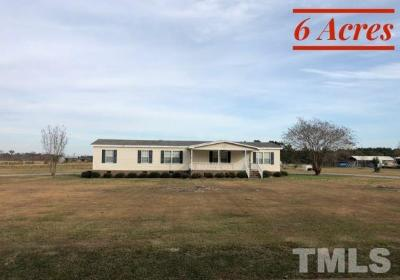 Sampson County Manufactured Home For Sale: 574 Libbie Road