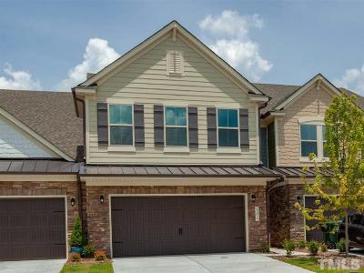 Durham Townhouse For Sale: 1215 Catch Fly Lane
