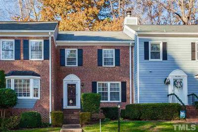 Cary Townhouse Contingent: 114 Barbary Court
