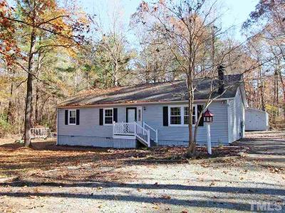 Durham Single Family Home For Sale: 6112 Guess Road