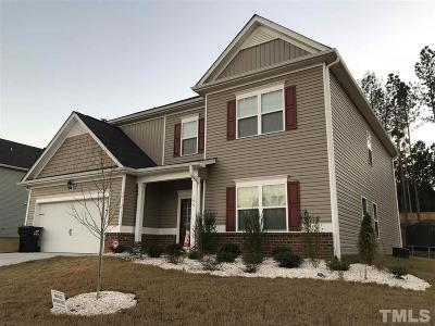 Clayton Single Family Home For Sale: 155 Cascade Knoll Drive
