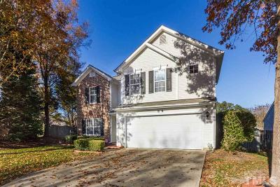 Raleigh Single Family Home For Sale: 6005 Woodchurch Court