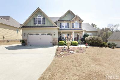 Garner Single Family Home For Sale: 1084 Fieldtrial Circle