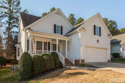 Wake County Single Family Home For Sale: 8624 Paddle Wheel Drive