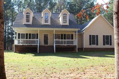 Henderson NC Single Family Home For Sale: $264,000