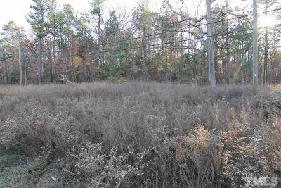 Durham County Residential Lots & Land For Sale: 3506 E Us 70