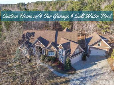 Granville County Single Family Home For Sale: 1117 Evensong Court
