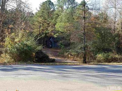 Holly Springs Single Family Home Pending: 1309 New Hill Road