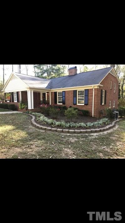 Oxford Single Family Home For Sale: 110 Tranquil Circle