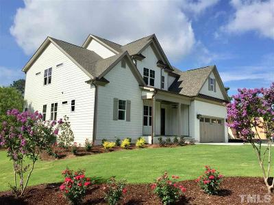 Raleigh Single Family Home For Sale: 118 Reynolds Road
