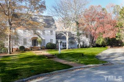 Chapel Hill Single Family Home For Sale: 119 Lynwood Place