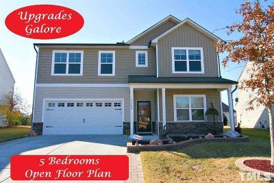 Raleigh Single Family Home For Sale: 4308 Burchard Drive