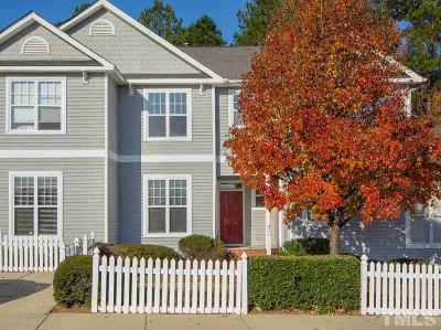 Holly Springs Townhouse Contingent: 105 Summit Oaks Lane