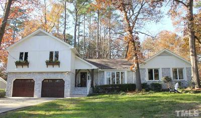 Raleigh Single Family Home For Sale: 4917 Brookhurst Place