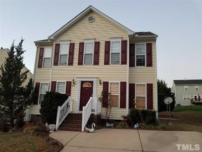 Durham Single Family Home For Sale: 4517 Shady Side Lane