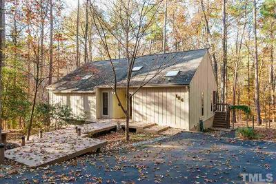 Pittsboro Single Family Home For Sale: 124 Becket Bend
