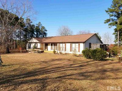 Sanford NC Single Family Home For Sale: $289,570