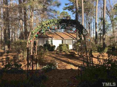 Clayton Single Family Home For Sale: 180 Korat Lane