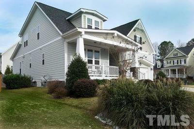 Holly Springs Single Family Home Contingent: 500 Redhill Road