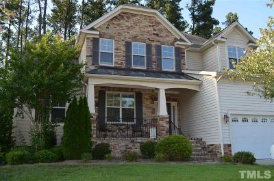 Durham Single Family Home For Sale: 11 Stonehouse Court